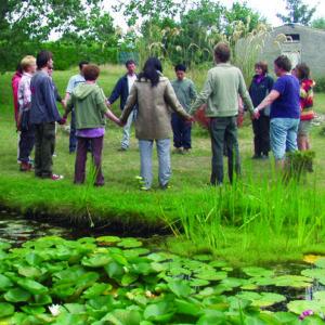 communauté des jardins de Findhorn