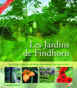 Livre les jardins de findhorn